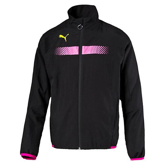 evoTRG Men's Football Track Jacket