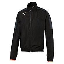 evoTRG Vent Thermo-R Men's Football Training Jacket