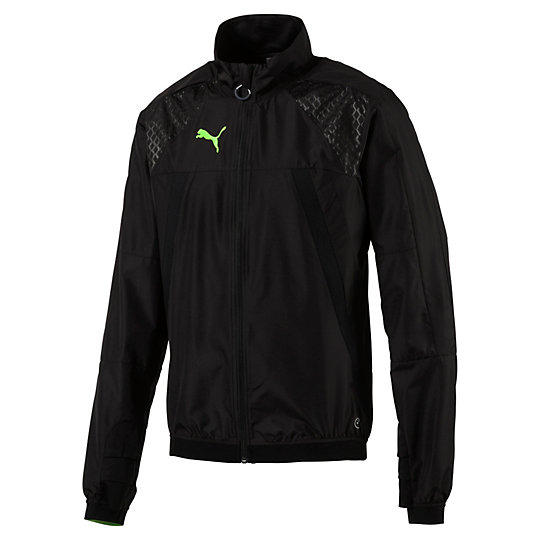 evoTRG Men's Vent Thermo-R Football Training Jacket