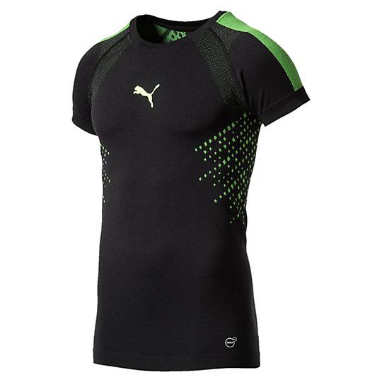 evoTRG Men's evoKNIT Football Training T-Shirt