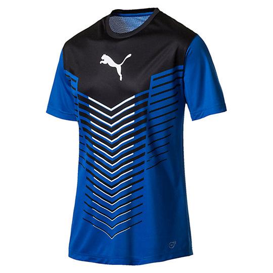 T-Shirt ftblTRG d'entraînement de foot Graphic pour homme