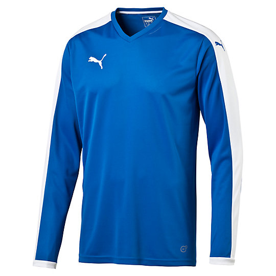 Football Pitch Long Sleeve Jersey