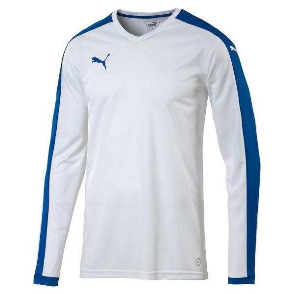 PUMA-Maillot-de-Football-a-manches-longues-Football-Maillot-de-football-Hommes