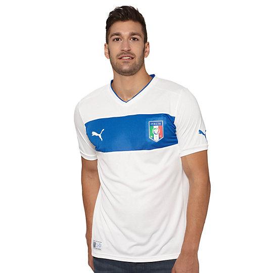 Italia Away Replica Jersey