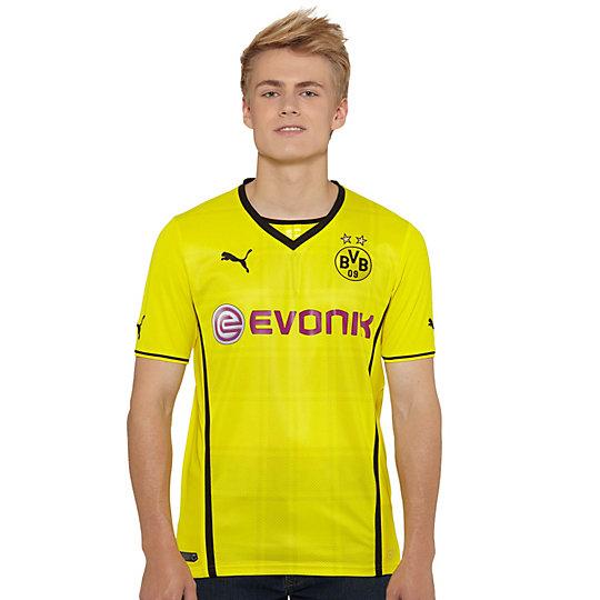 Borussia Dortmund Home Replica Jersey