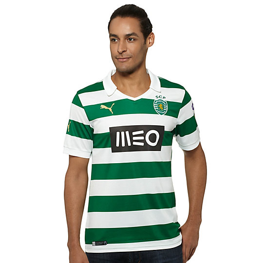Sporting Clube de Portugal Home Replica Jersey