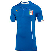 FIGC Italia Home Shirt ACTV Authentic with Packaging