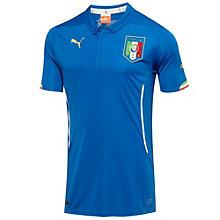 FIGC Italia Home Replica Jersey