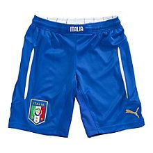 Italia home & away shorts.
