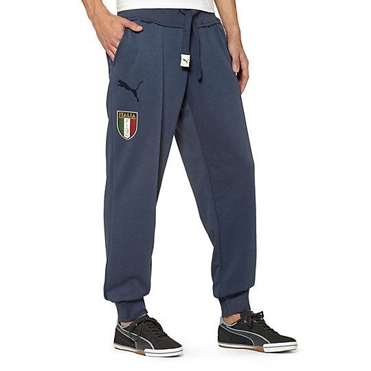 FIGC Italia T7 Cuffed Sweatpants
