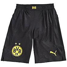 Bvb home shorts kids.