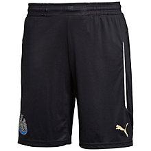 Newcastle united shorts.