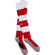 Arsenal Hooped Soccer Socks