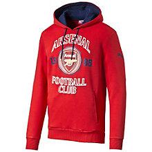 Afc fan hoodie.