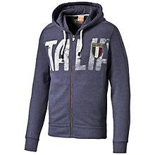 Italia azzurri hoodie.