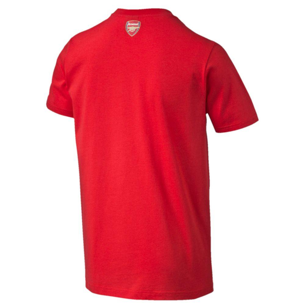 Puma Arsenal Cannon Fan T Shirt Ebay
