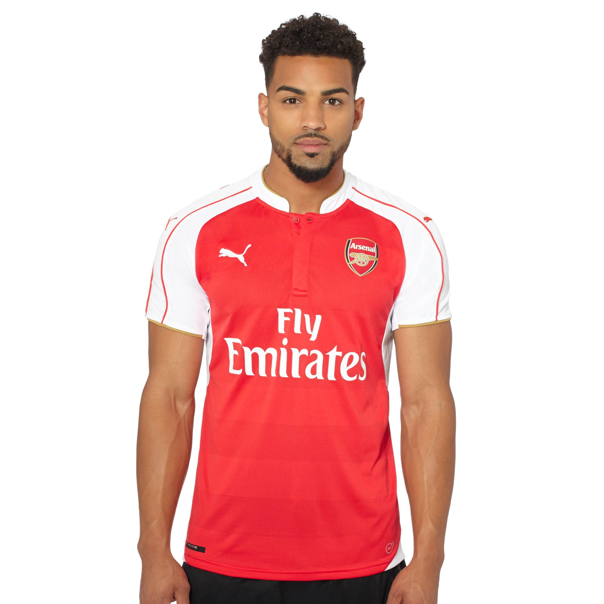 Image of 2015/16 Arsenal Home Replica Jersey