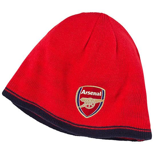 Шапка Arsenal Performance BeanieГоловные уборы<br>Шапка Arsenal Performance Beanie Шапка Arsenal Performance Beanie прекрасно подходит для походов на футбольные матчи и просто для повседневного использования в холодное время года. Аксессуар имеет интересный дизайн и характеризуется комфортной посадкой. В гардеробе фаната Arsenal такая шапка, оформленная логотипами PUMA и Арсенал, станет незаменимой вещью!Сезон: осень-зима 2015 годаСостав: 100% акрилПредотвращает проникновение холодного воздуха<br><br>size RU: Adults<br>gender: Male