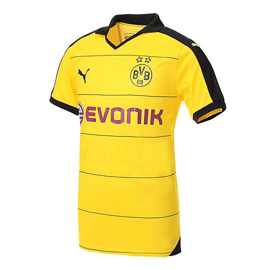 BVB SSホームレプリカシャツ