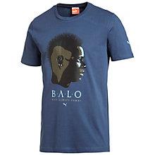 Balotelli t-shirt.