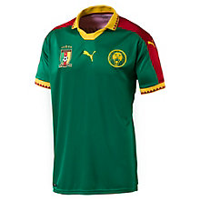 Cameroon Home Men's Replica Jersey