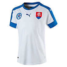 Camiseta local de niño Slovakia Replica
