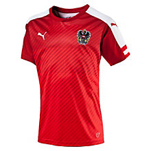 Austria Home Kids Replica Jersey