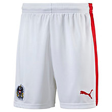 Austria Home Boys Replica Shorts