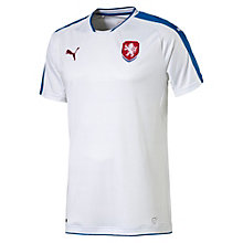 Czech Republic Away Men's Replica Jersey