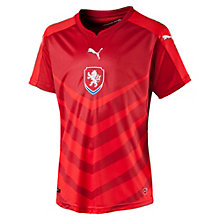 Czech Republic Home Boys Replica Jersey
