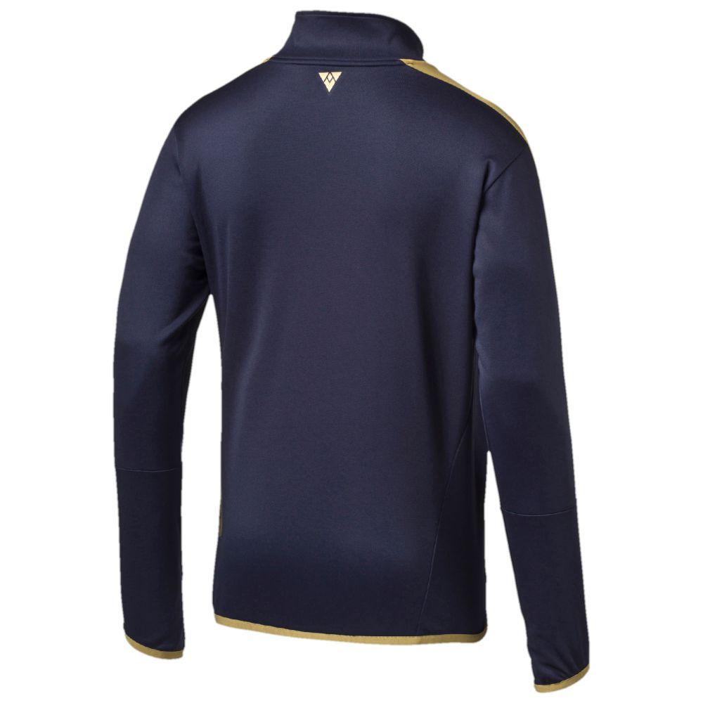 PUMA Arsenal Sponsor Quarter-Zip Training Top | eBay