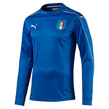 FIGC ITALIA LSホームレプリカシャツ