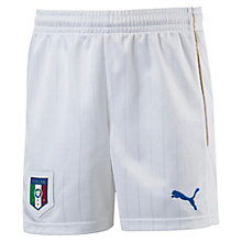 Italia  Kids Replica Shorts
