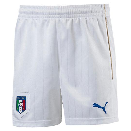 Italia  Kids Replica Shorts