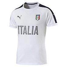 FIGC ITALIA カジュアルパフォーマンスTシャツ