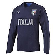 FIGC ITALIA カジュアルパフォーマンスクルース