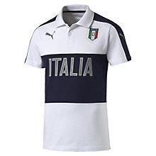 FIGC ITALIA カジュアルポロシャツ