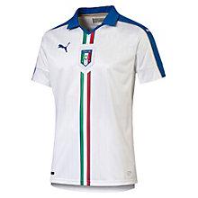 FIGC ITALIA SSアウェイレプリカシャツ