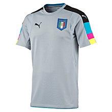 Italia Short Sleeve Goalkeeper Jersey