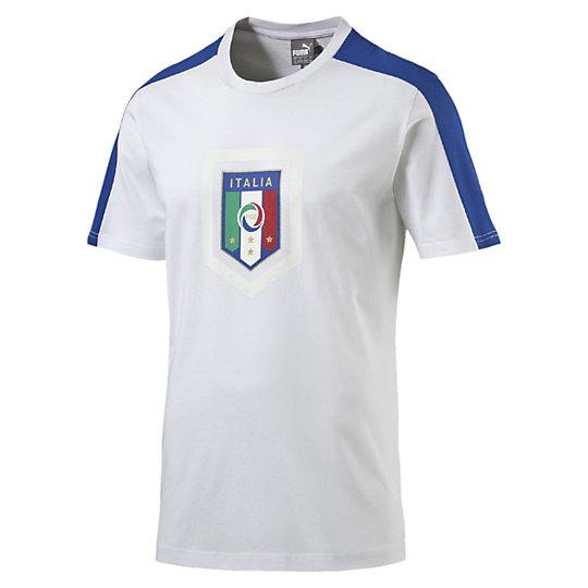 Футболка FIGC Italia Fanwear Badge Tee