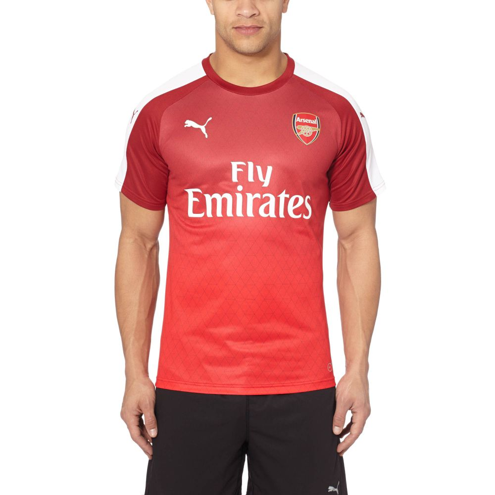 Puma arsenal stadium t shirt ebay for Arsenal t shirts sale