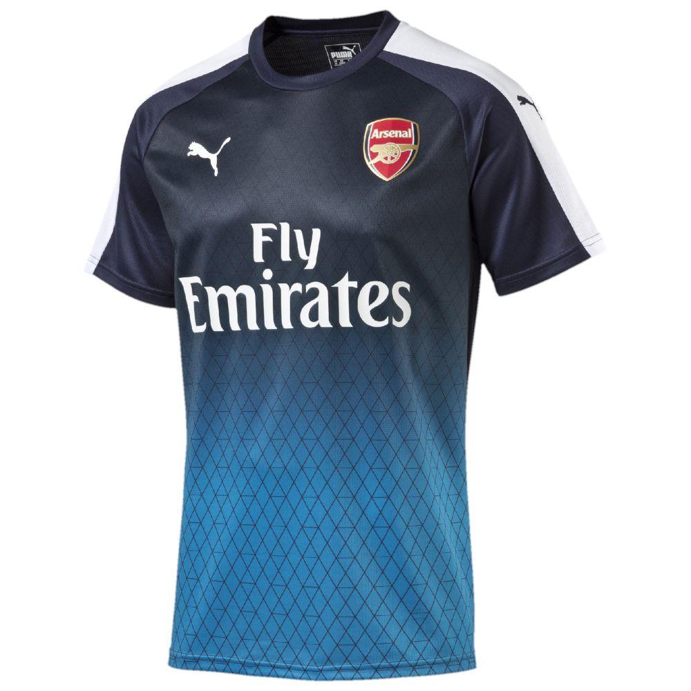 Puma Arsenal Stadium T Shirt Ebay