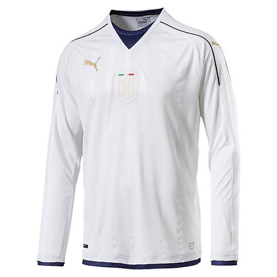 FIGC ITALIA トリビュート LSアウェイレプリカシャツ
