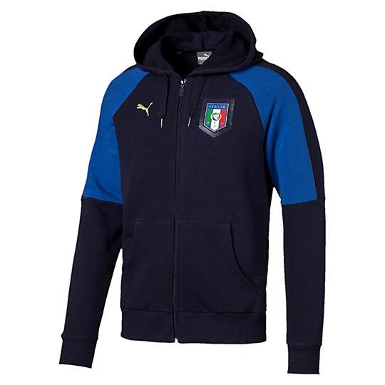Puma ��������� FIGC Italia TRIBUTE 2006 Zipthrough Hoody 749592_05