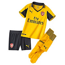AFC Kids' Away Mini Kit