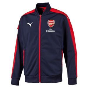 Arsenal Premier League Stadium Jacket
