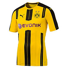BVB Men's Authentic Home Jersey