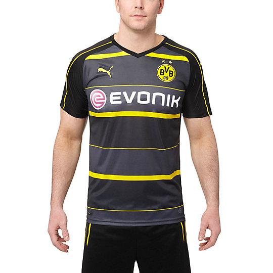 Футболка BVB Away Replica Shirt от PUMA