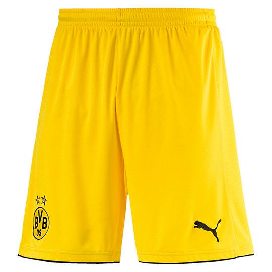 Puma ����� BVB Replica Shorts with Innerslip 749827_01