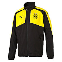 BVB Men's Casuals Performance Track Jacket